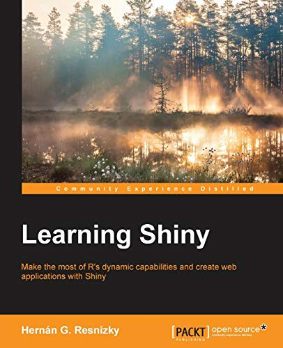 9781785280900: Learning Shiny