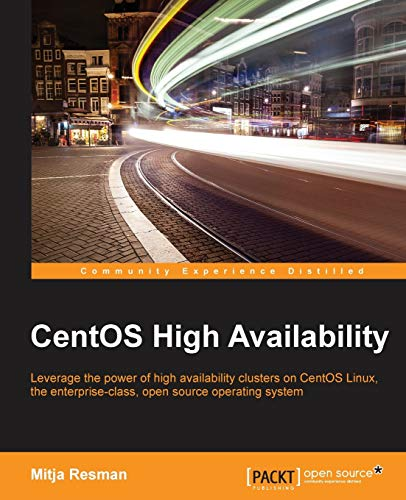 9781785282485: CentOS High Availability