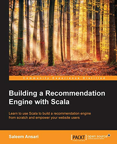9781785282584: Building a Recommendation Engine with Scala
