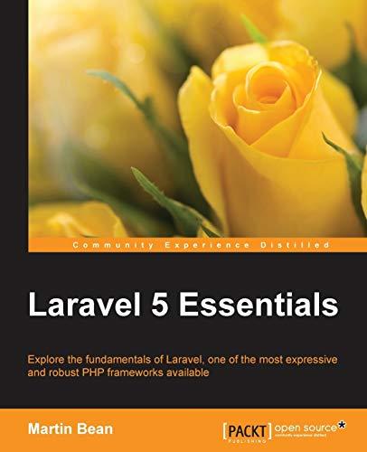 9781785283017: Laravel 5 Essentials