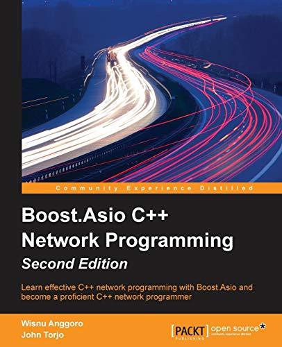 9781785283079: Boost.Asio C++ Network Programming - Second Edition