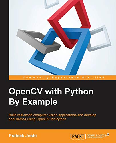 9781785283932: OpenCV with Python By Example