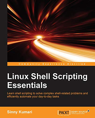 9781785284441: Linux Shell Scripting Essentials
