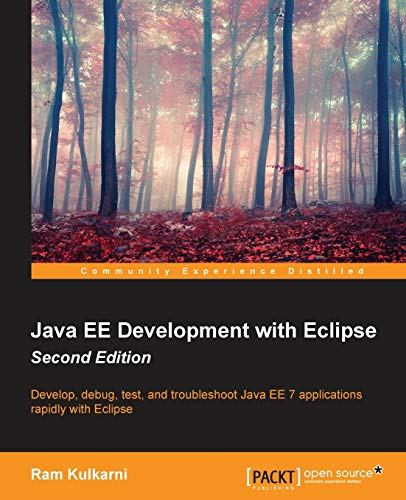 9781785285349: Java EE Development with Eclipse - Second Edition