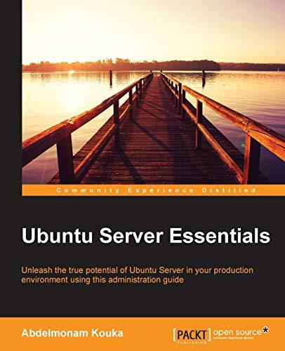 9781785285462: Ubuntu Server Essentials