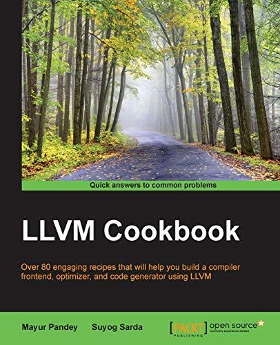 LLVM Cookbook (Paperback): Mayur Pandey, Suyog