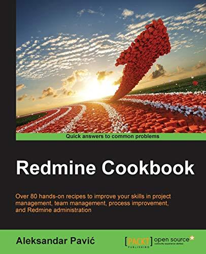 Redmine Cookbook: Aleksandar Pavic