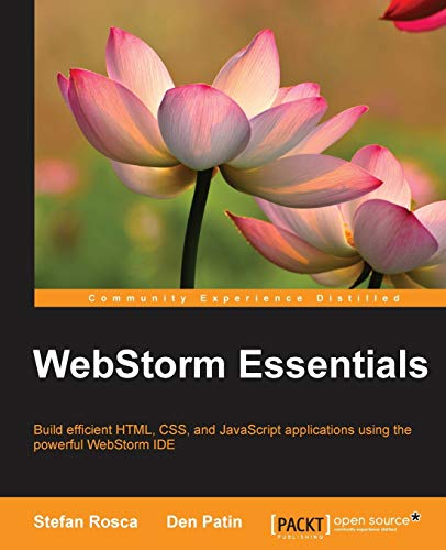9781785286957: WebStorm Essentials