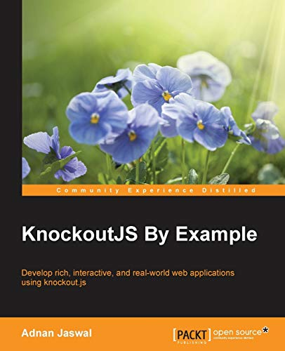 9781785288548: KnockoutJS by Example