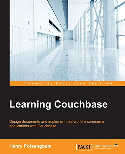 9781785288593: Learning Couchbase