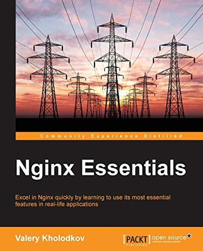 9781785289538: Nginx Essentials