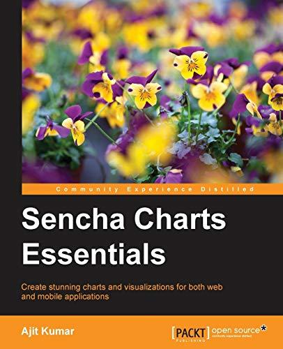9781785289767: Sencha Charts Essentials
