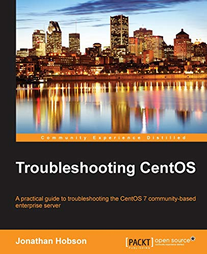 9781785289828: Troubleshooting CentOS