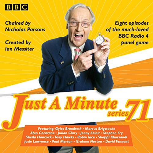 9781785290527: Just a Minute: Series 71: All eight episodes of the 71st radio series