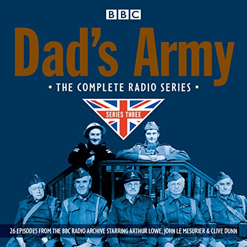 Dad's Army: Complete Radio Series 3: Jimmy Perry
