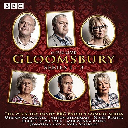 9781785290879: Gloomsbury: Series 1-3: 18 episodes of the BBC Radio 4 sitcom