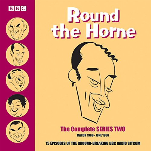 9781785291098: Round the Horne: Complete Series 2: 15 Episodes of the Groundbreaking BBC Radio Comedy
