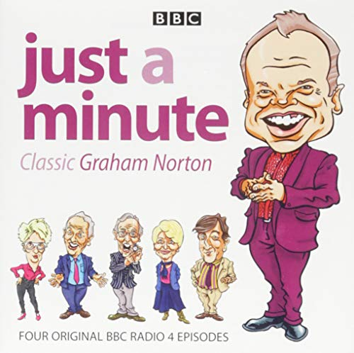 9781785291203: Just a Minute: Graham Norton Classics: Four Episodes of the Popular BBC Radio 4 Comedy Series