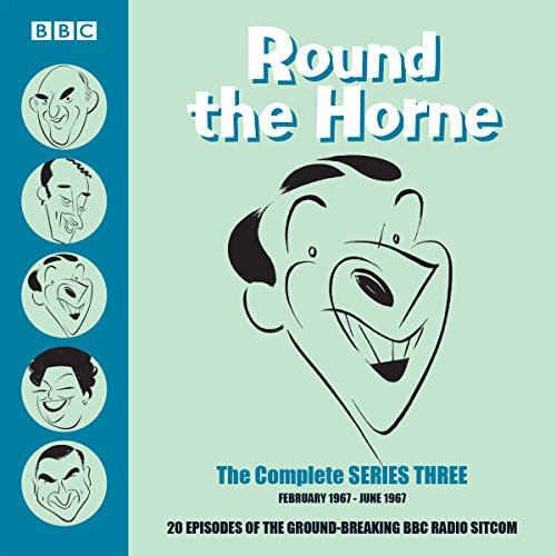 9781785292101: Round the Horne: Complete Series 3: Classic Comedy from the BBC Archives