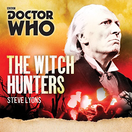 9781785292330: Doctor Who: The Witch Hunters: A 1st Doctor Novel