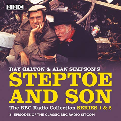 9781785292989: Steptoe & Son: The BBC Radio Collection: Series 1 & 2: 21 Episodes of the Classic BBC Radio Sitcom