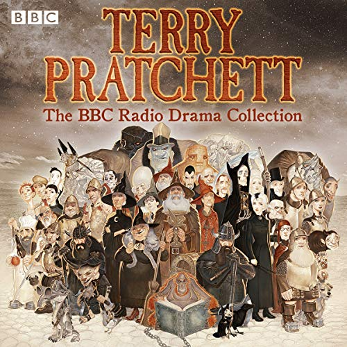 9781785298226: Terry Pratchett: The BBC Radio Drama Collection: Seven full-cast dramatisations