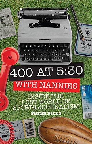 Four Hundred Words at Five-Thirty with 'Nannies': Inside the Lost World of Sports ...