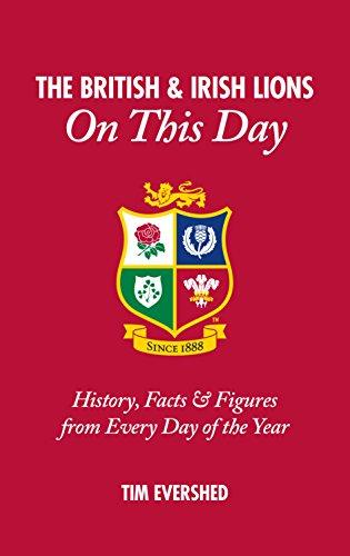 British & Irish Lions on This Day: Tim Evershed