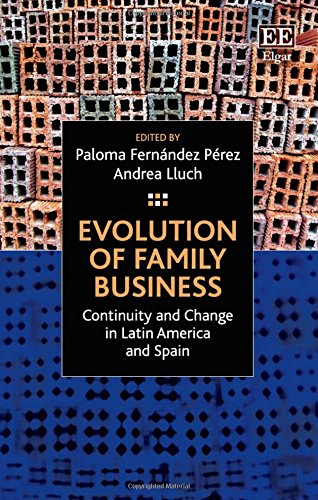 9781785363146: Evolution of Family Business: Continuity and Change in Latin America and Spain
