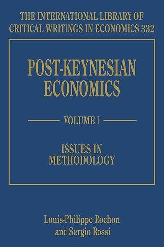 9781785363566: Post-Keynesian Economics (The International Library of Critical Writings in Economics series)