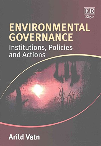 9781785363627: Environmental Governance: Institutions, Policies and Actions