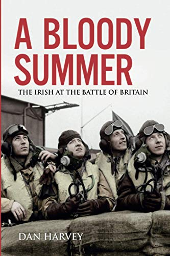 9781785373251: A Bloody Summer: The Irish at the Battle of Britain (Bloody Battles)