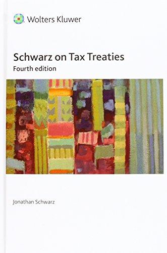 9781785400742: Schwarz on Tax Treaties