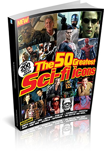 9781785461965: The 50 Greatest Sci-fi Icons Second Edition