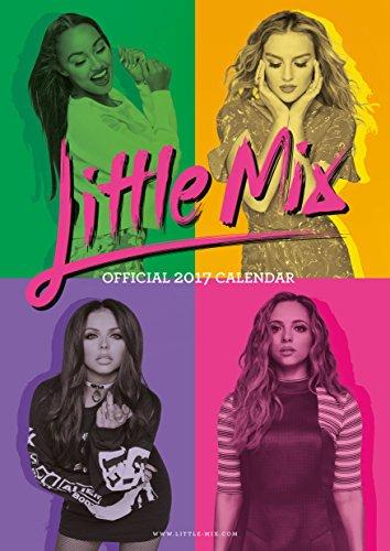 Little Mix Official 2017 A3 Calendar