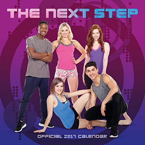 9781785491276: The Next Step Official 2017 Calendar