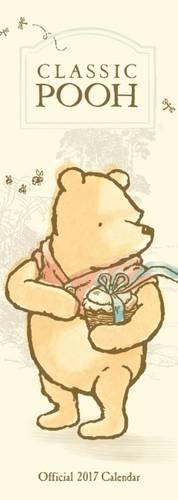 9781785491573: Disney Winnie the Pooh (Classic) Official 2017 Slim Calendar