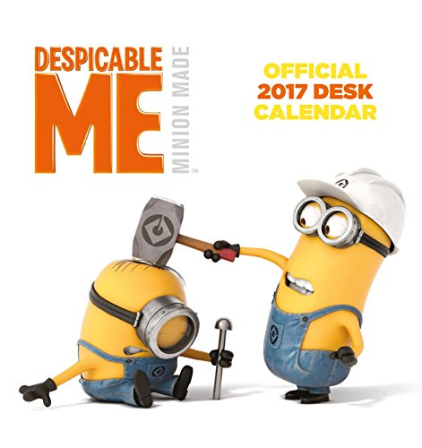 9781785492006: Despicable Me Official 2017 Desk Easel (Calendar 2017)