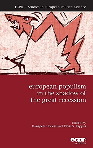 9781785521249: European Populism in the Shadow of the Great Recession (Studies in European Political Science (Seps))
