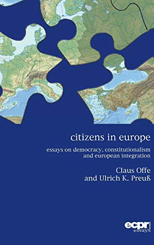 9781785522383: Citizens in Europe