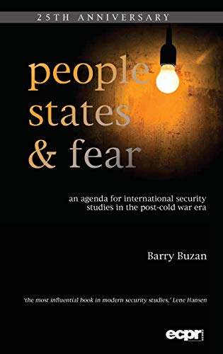 9781785522444: People, States & Fear: An Agenda for International Security Studies in the Post-Cold War Era