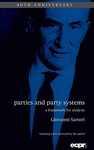 9781785522611: Parties and Party Systems: A Framework for Analysis (Ecpr Classics)