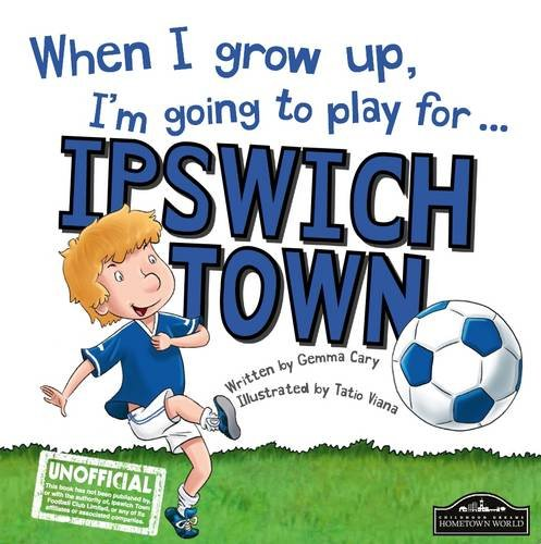 When I Grow Up Ipswich: Cary, Gemma