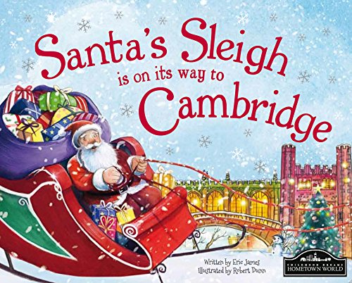 9781785530524: Santa's Sleigh is on its Way to Cambridge