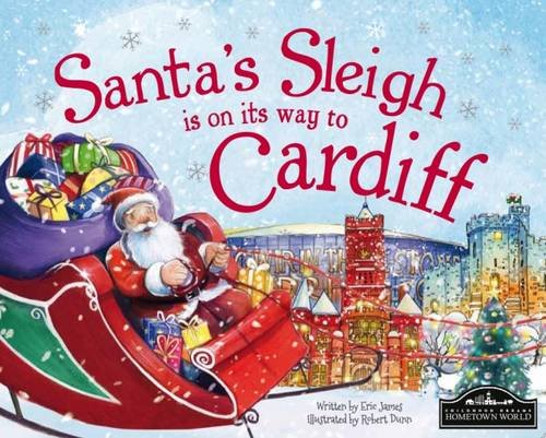Santa's Sleigh Is on Its Way to Cardiff: Eric James (Ng