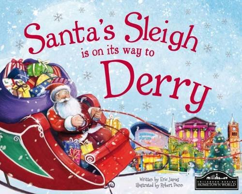 9781785530616: Santa's Sleigh is on its Way to Derry