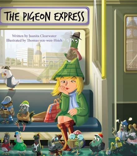 9781785542596: The Pigeon Express