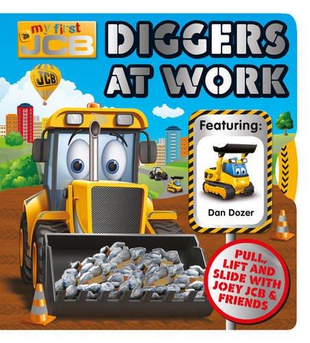 JCB - Diggers at Work: Igloobooks