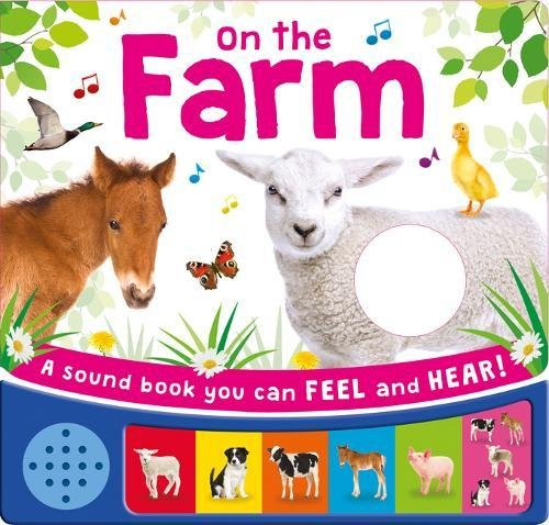 9781785576973: Farm Animals (SA Animal Stickers)