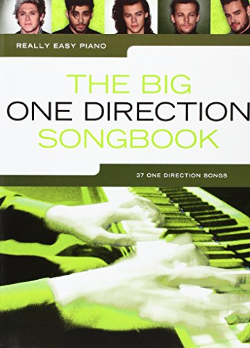 Really Easy Piano: The Big One Direction Songbook: Various